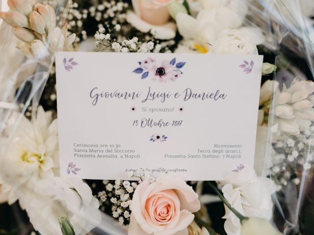 Il matrimonio di Gianluigi e Daniela a Napoli, Napoli 1