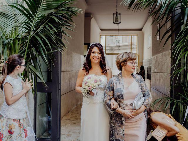 Il matrimonio di Gianluigi e Daniela a Napoli, Napoli 20