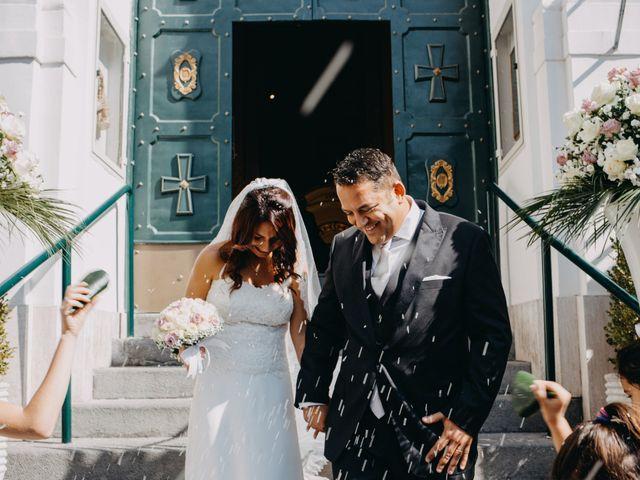 Il matrimonio di Gianluigi e Daniela a Napoli, Napoli 27