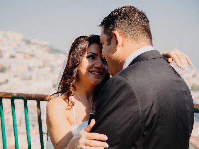 Il matrimonio di Gianluigi e Daniela a Napoli, Napoli 34