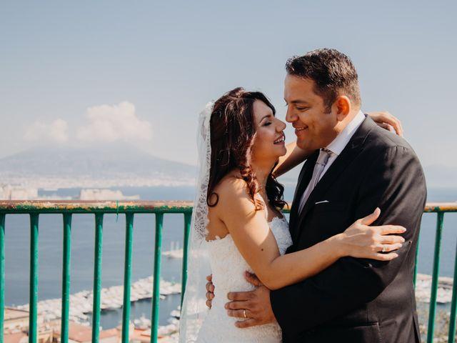 Il matrimonio di Gianluigi e Daniela a Napoli, Napoli 35