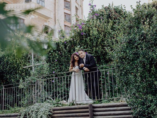 le nozze di Daniela e Gianluigi