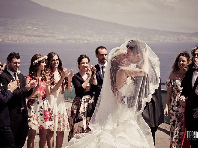 Il matrimonio di Domenico e Cristina a Napoli, Napoli 2