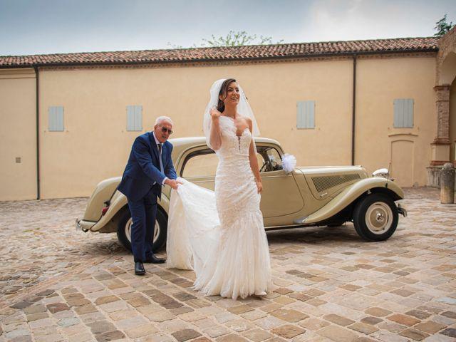 Il matrimonio di Giulia e Francesco a Rimini, Rimini 1