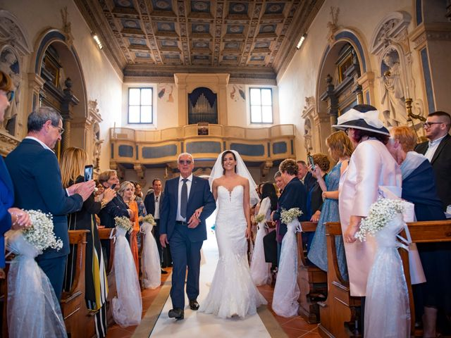 Il matrimonio di Giulia e Francesco a Rimini, Rimini 19