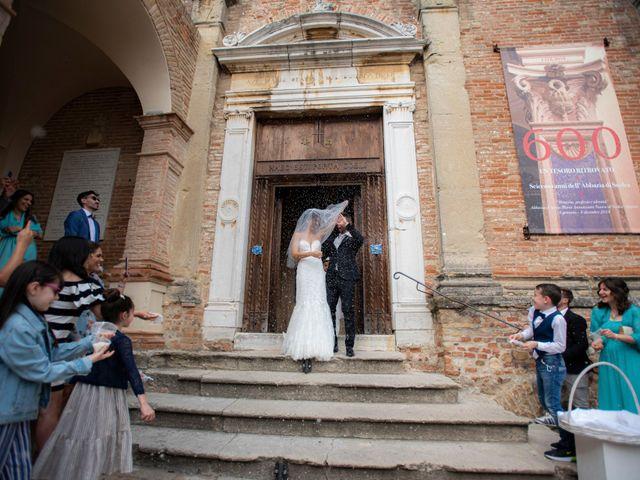 Il matrimonio di Giulia e Francesco a Rimini, Rimini 22