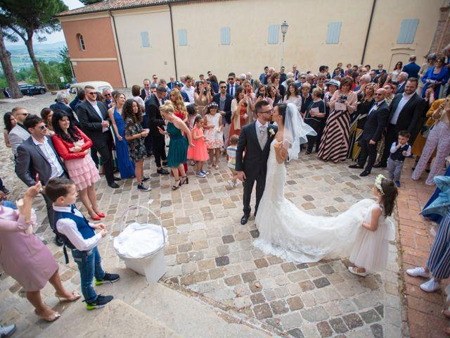 Il matrimonio di Giulia e Francesco a Rimini, Rimini 23