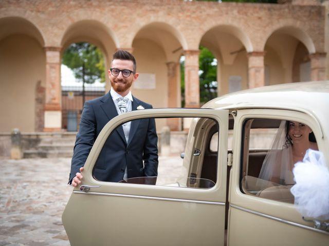 Il matrimonio di Giulia e Francesco a Rimini, Rimini 25