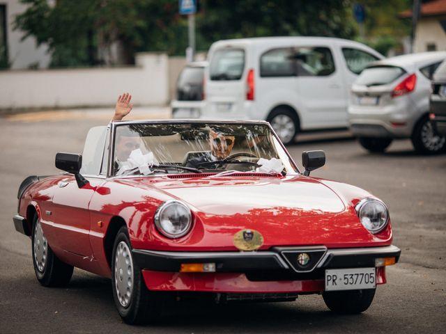 Il matrimonio di Luca e Cecilia a Parma, Parma 12