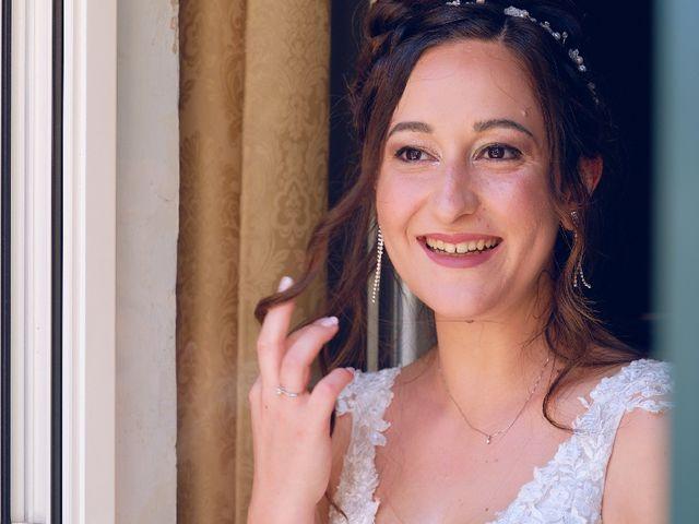 Il matrimonio di Simone e Maria Lucia  a Baranello, Campobasso 1