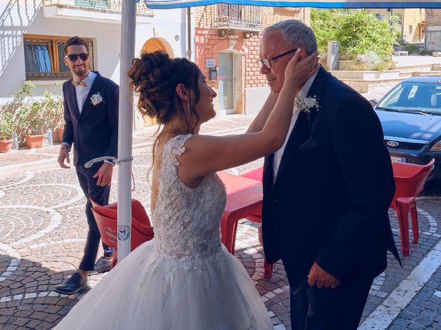 Il matrimonio di Simone e Maria Lucia  a Baranello, Campobasso 3