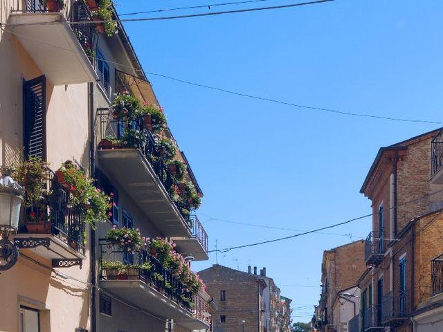 Il matrimonio di Simone e Maria Lucia  a Baranello, Campobasso 8