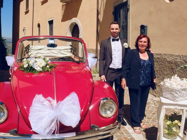 Il matrimonio di Simone e Maria Lucia  a Baranello, Campobasso 9