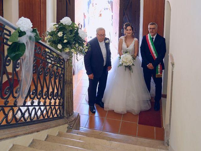 Il matrimonio di Simone e Maria Lucia  a Baranello, Campobasso 10