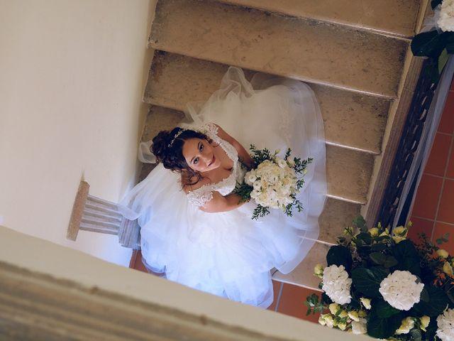 Il matrimonio di Simone e Maria Lucia  a Baranello, Campobasso 11
