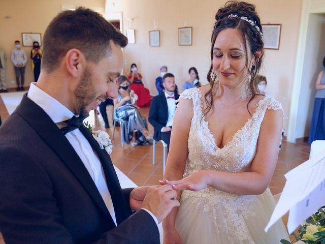 Il matrimonio di Simone e Maria Lucia  a Baranello, Campobasso 12