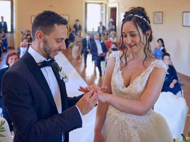 Il matrimonio di Simone e Maria Lucia  a Baranello, Campobasso 13