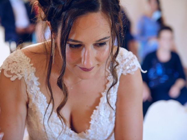 Il matrimonio di Simone e Maria Lucia  a Baranello, Campobasso 14