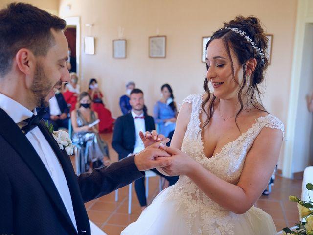Il matrimonio di Simone e Maria Lucia  a Baranello, Campobasso 15