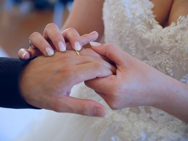 Il matrimonio di Simone e Maria Lucia  a Baranello, Campobasso 16
