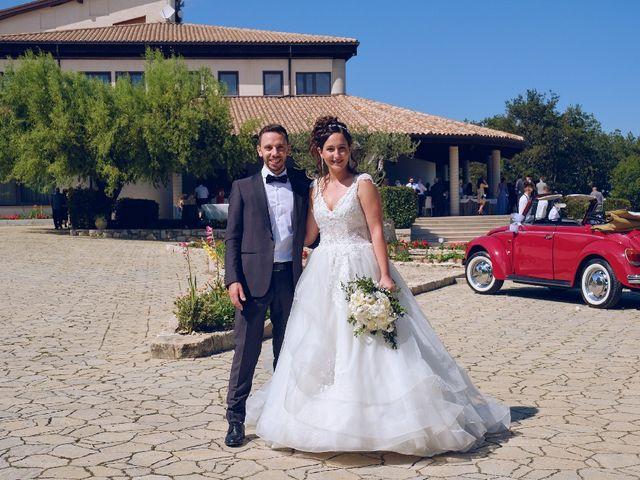 Il matrimonio di Simone e Maria Lucia  a Baranello, Campobasso 21