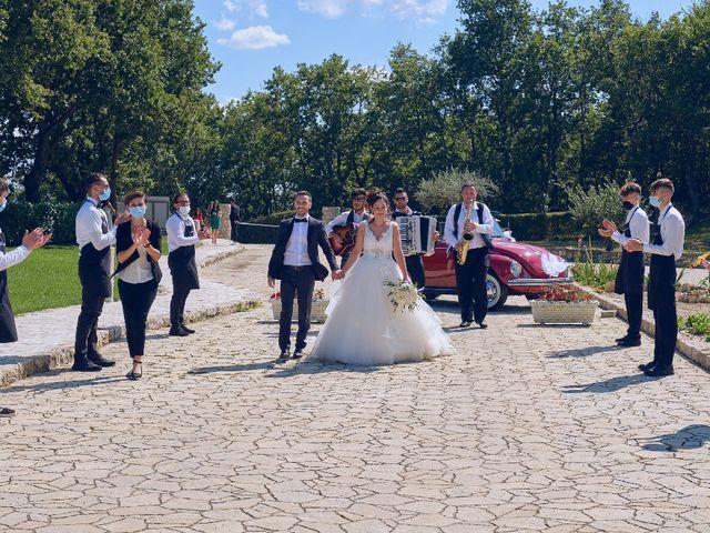 Il matrimonio di Simone e Maria Lucia  a Baranello, Campobasso 22