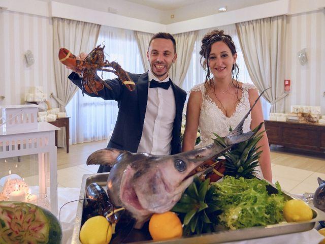 Il matrimonio di Simone e Maria Lucia  a Baranello, Campobasso 27