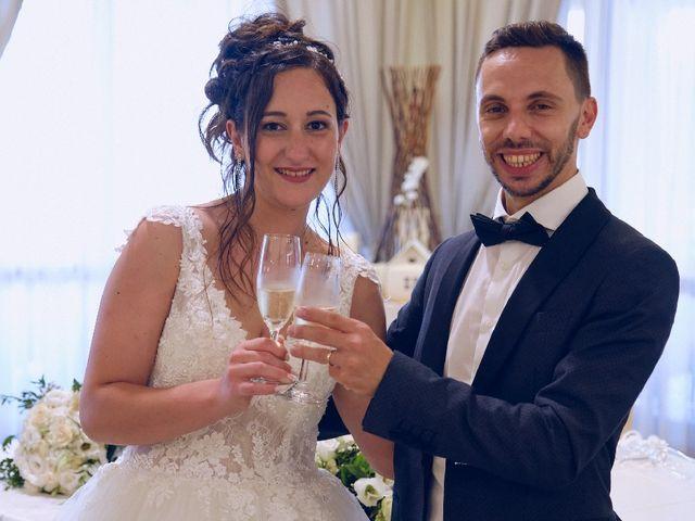 Il matrimonio di Simone e Maria Lucia  a Baranello, Campobasso 28