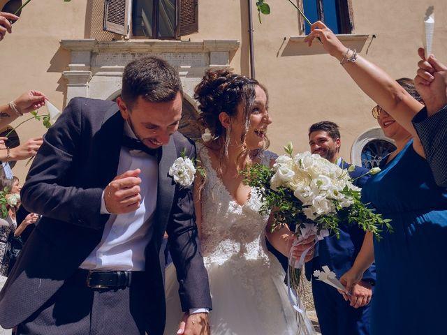 Il matrimonio di Simone e Maria Lucia  a Baranello, Campobasso 29