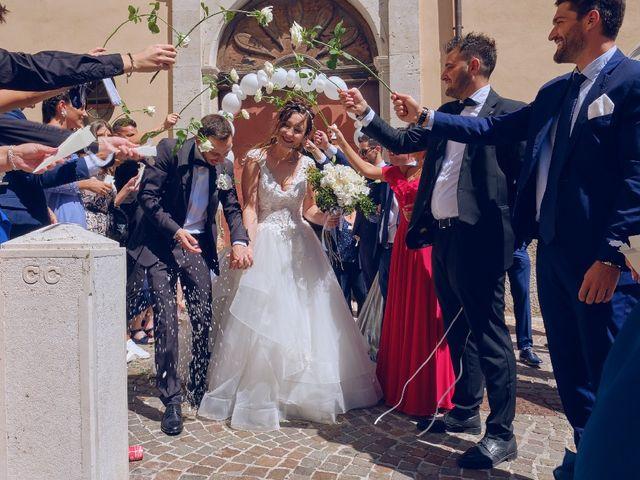 Il matrimonio di Simone e Maria Lucia  a Baranello, Campobasso 30