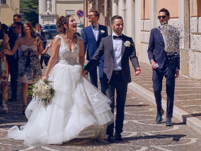 Il matrimonio di Simone e Maria Lucia  a Baranello, Campobasso 31