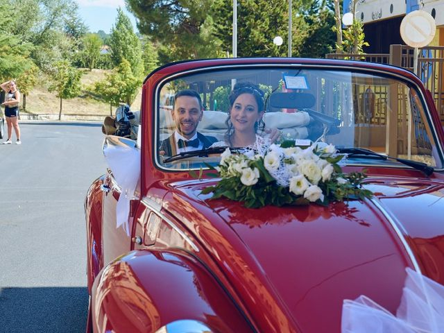 Il matrimonio di Simone e Maria Lucia  a Baranello, Campobasso 32