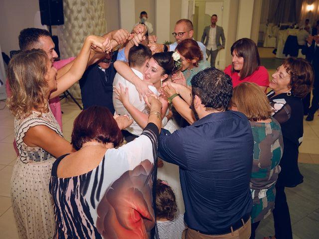 Il matrimonio di Simone e Maria Lucia  a Baranello, Campobasso 33