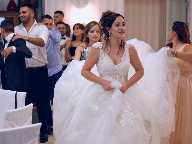 Il matrimonio di Simone e Maria Lucia  a Baranello, Campobasso 34