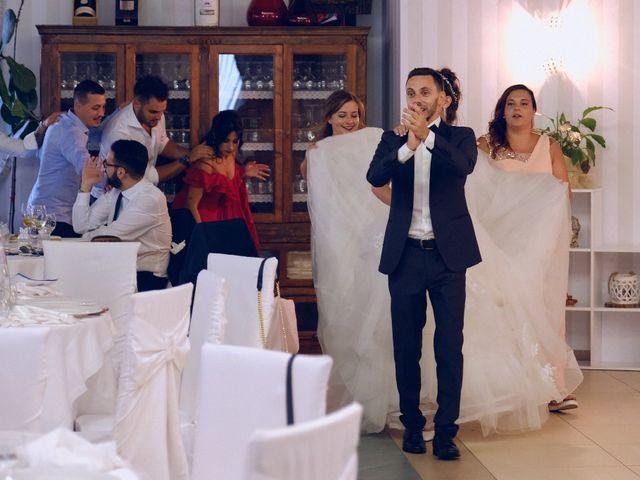 Il matrimonio di Simone e Maria Lucia  a Baranello, Campobasso 35