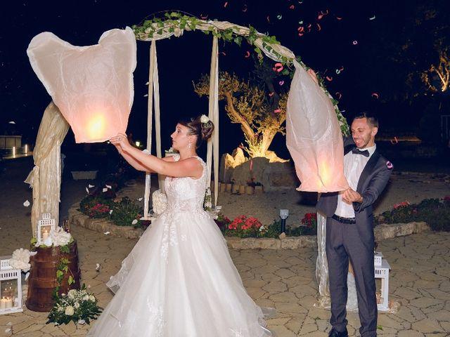 Il matrimonio di Simone e Maria Lucia  a Baranello, Campobasso 42