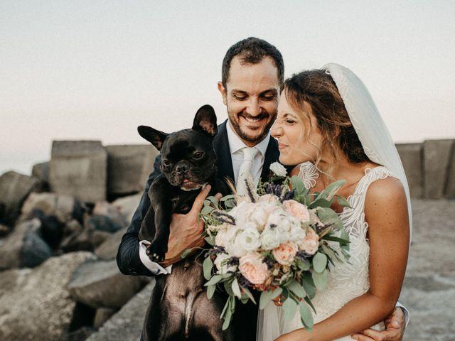 Le nozze di Stefano e Alessandra