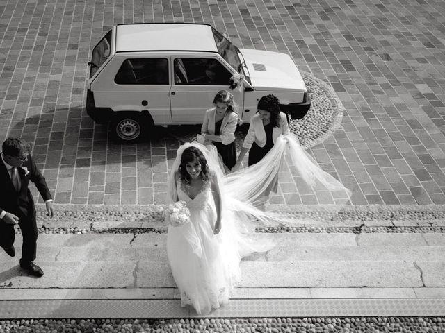 Il matrimonio di Andrea e Laura a Montorfano, Como 20