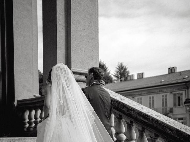 Il matrimonio di Andrea e Laura a Montorfano, Como 21