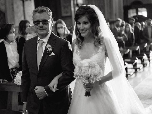 Il matrimonio di Andrea e Laura a Montorfano, Como 22