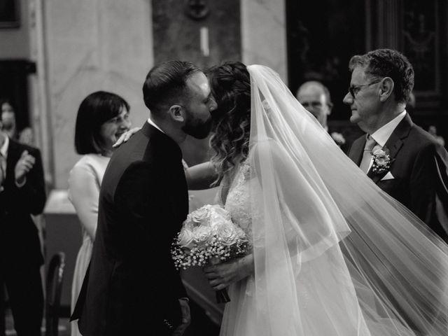 Il matrimonio di Andrea e Laura a Montorfano, Como 23
