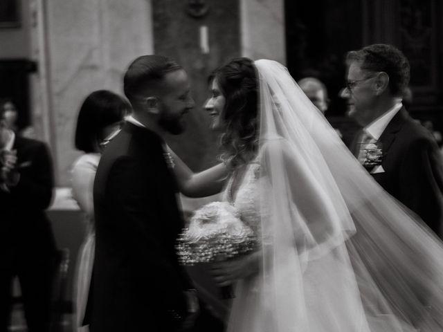 Il matrimonio di Andrea e Laura a Montorfano, Como 24