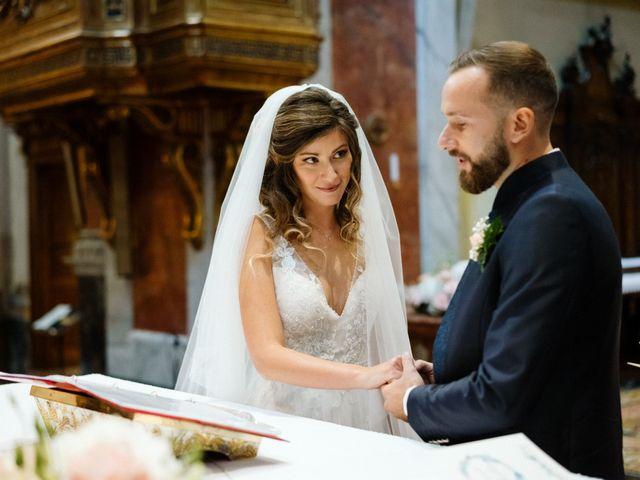 Il matrimonio di Andrea e Laura a Montorfano, Como 27