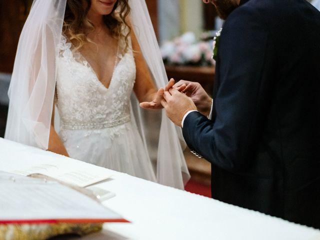 Il matrimonio di Andrea e Laura a Montorfano, Como 28