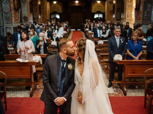 Il matrimonio di Andrea e Laura a Montorfano, Como 31