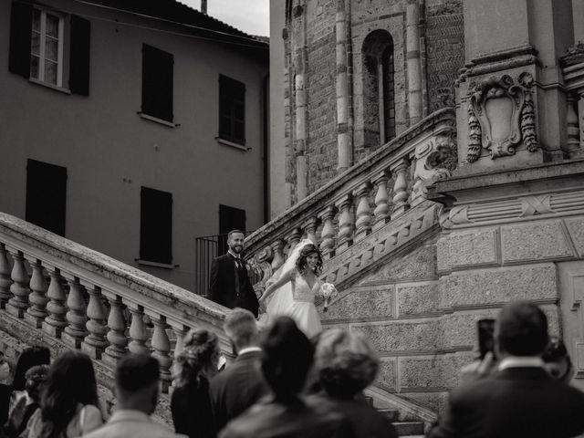 Il matrimonio di Andrea e Laura a Montorfano, Como 34