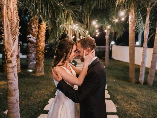 Il matrimonio di Fabrizia e Angelo a Partinico, Palermo 2