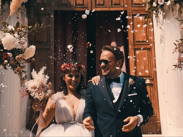 Il matrimonio di Francesco e Luciana a Ginosa, Taranto 9