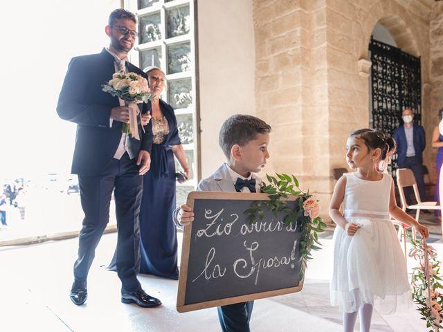 Il matrimonio di Giuseppe e Adriana a Assoro, Enna 20