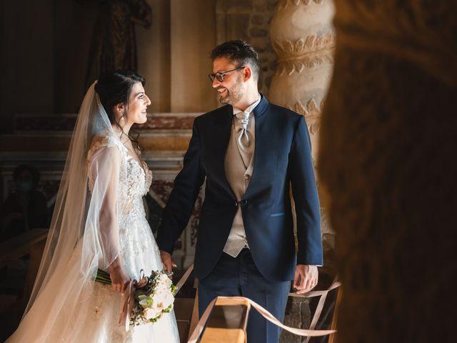 Il matrimonio di Giuseppe e Adriana a Assoro, Enna 23